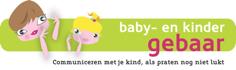 Baby- en kindergebaar Logo