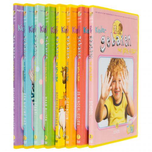 Babygebaren leren grootste webshop interactieve workshop - Bereik kind boek ...