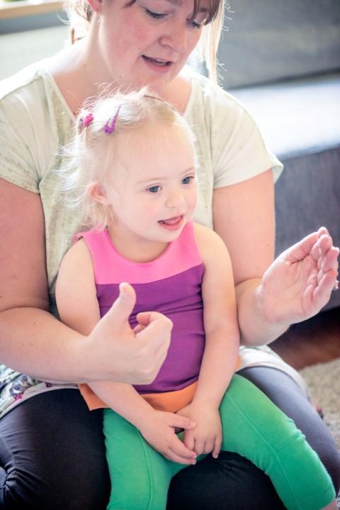 Docent babygebaren worden?