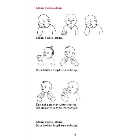 Gebarenliedjesboek