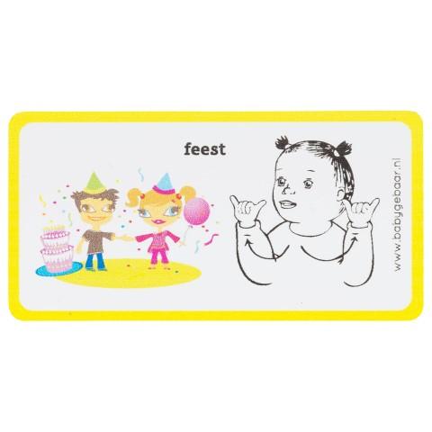 Babygebaren magneten