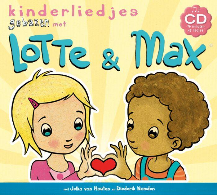 Lotte en Max cd