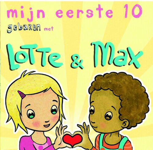 Lotte en Max - gebarenboekje
