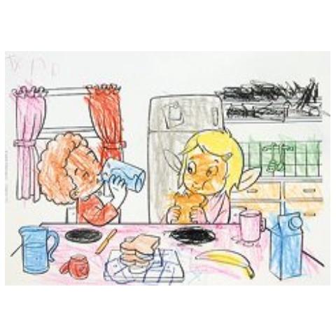 Lotte en Max kleurboek