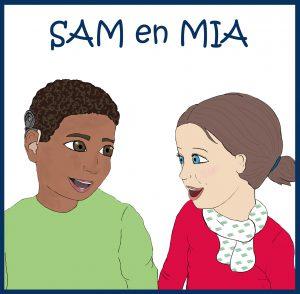 Sam en Mia, Partner van Baby- en kindergebaar