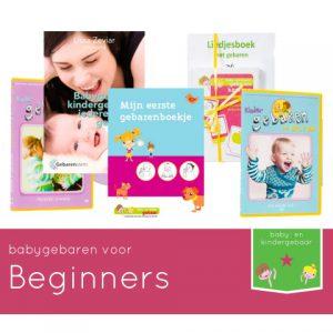 babygebaar voor beginners