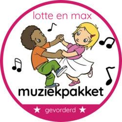 Lotte en Max muziekpakket