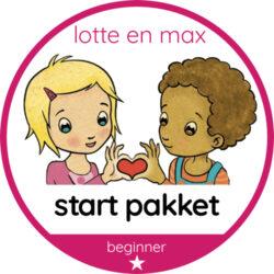 Lotte en Max startpakket